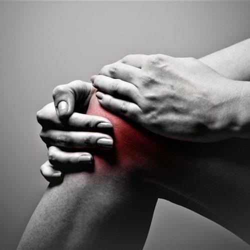 course-douleur-genou